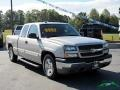 Silver Birch Metallic - Silverado 1500 LS Extended Cab Photo No. 8