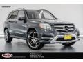 Steel Grey Metallic 2015 Mercedes-Benz GLK 350