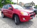 Barcelona Red Metallic 2011 Toyota RAV4 V6 Limited 4WD