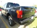 Shadow Black - F150 Lariat SuperCrew 4x4 Photo No. 3