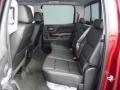 Red Quartz Tintcoat - Sierra 1500 SLT Crew Cab 4WD Photo No. 7