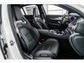 2018 E AMG 63 S 4Matic Black Interior