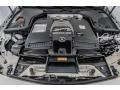 2018 E AMG 63 S 4Matic 4.0 Liter AMG biturbo DOHC 32-Valve VVT V8 Engine