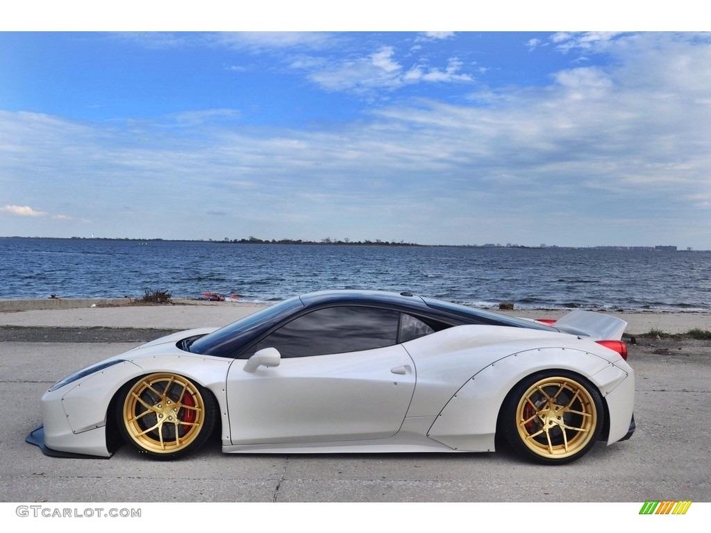 2010 Ferrari 458 Italia Liberty Walk Body Kit Photo 123261147 Gtcarlot Com