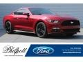 2017 Ruby Red Ford Mustang Ecoboost Coupe #123255860