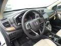 2017 White Diamond Pearl Honda CR-V EX-L AWD  photo #8