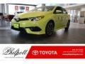Spring Green Metallic 2018 Toyota Corolla iM