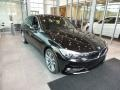 Jet Black 2018 BMW 3 Series 330i xDrive Gran Turismo