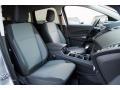 2018 Ingot Silver Ford Escape SE 4WD  photo #8