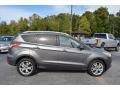 2014 Sterling Gray Ford Escape Titanium 1.6L EcoBoost  photo #2