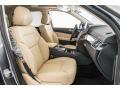 2018 GLS 450 4Matic Ginger Beige/Black Interior
