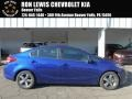 Deep Sea Blue 2018 Kia Forte S