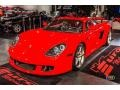 Guards Red - Carrera GT  Photo No. 7