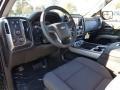 2018 Black Chevrolet Silverado 1500 LT Crew Cab 4x4  photo #7