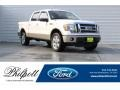 Oxford White 2010 Ford F150 Lariat SuperCrew 4x4