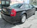 2008 Brilliant Black Crystal Pearl Chrysler 300 LX  photo #8