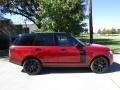2017 Firenze Red Metallic Land Rover Range Rover Supercharged  photo #6