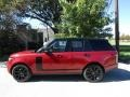 2017 Firenze Red Metallic Land Rover Range Rover Supercharged  photo #11
