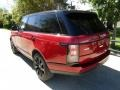 2017 Firenze Red Metallic Land Rover Range Rover Supercharged  photo #12