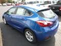 Kinetic Blue Metallic - Cruze LT Hatchback Photo No. 6