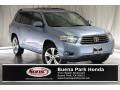 2008 Blue Streak Metallic Toyota Highlander Sport #123469811