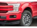 Race Red - F150 Lariat SuperCrew 4x4 Photo No. 2