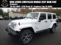 2013 Bright White Jeep Wrangler Unlimited Rubicon 4x4 ...