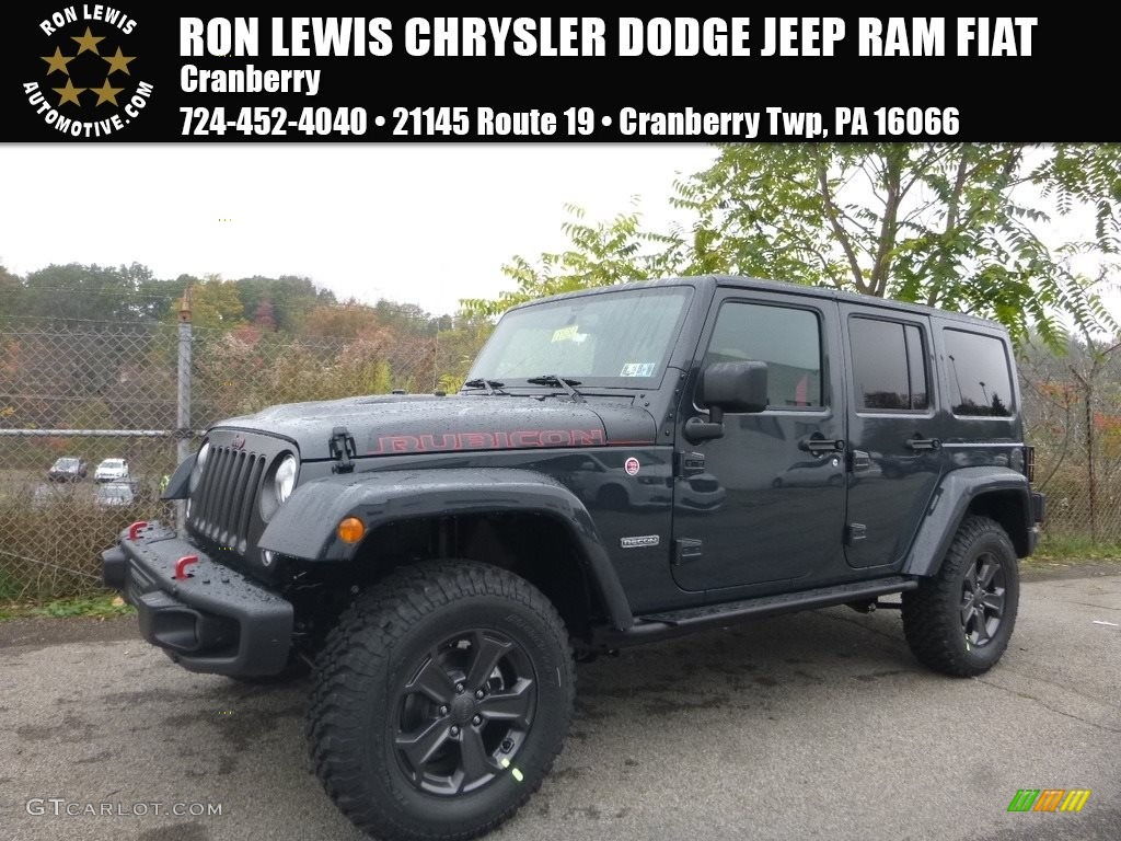 2018 Rhino Jeep Wrangler Unlimited Rubicon Recon 4x4 123512674 Gtcarlot Com Car Color Galleries