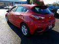 Red Hot - Cruze LT Hatchback Photo No. 4