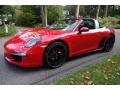 2015 Guards Red Porsche 911 Targa 4 #123536039