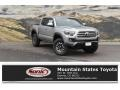 Silver Sky Metallic 2017 Toyota Tacoma Gallery