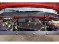2012 Vermillion Red Ford F250 Super Duty XL SuperCab 4x4  photo #22