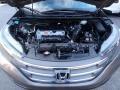 2014 Alabaster Silver Metallic Honda CR-V LX AWD  photo #18