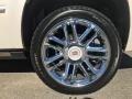 White Diamond Tricoat - Escalade Platinum AWD Photo No. 24