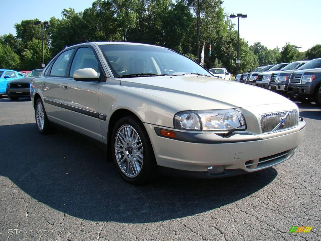 2001 Moondust Metallic Volvo S80 T6 #12348991 | GTCarLot.com - Car Color Galleries