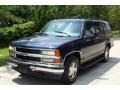 Indigo Blue Metallic 1998 Chevrolet Tahoe Gallery