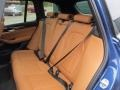 2018 BMW X3 Cognac Interior Rear Seat Photo