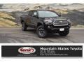 Black 2017 Toyota Tacoma Gallery