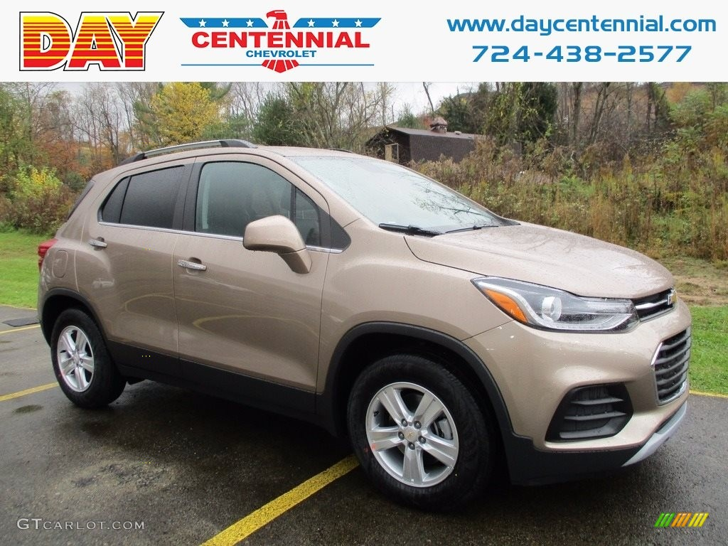 2018 Sandy Ridge Metallic Chevrolet Trax LT #123666727