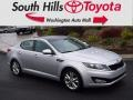 Bright Silver Metallic 2013 Kia Optima EX
