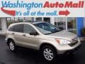 2009 Borrego Beige Metallic Honda CR-V EX 4WD  photo #1