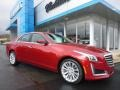 Red Obsession Tintcoat 2018 Cadillac CTS Premium Luxury AWD