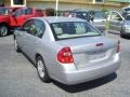 2007 Silverstone Metallic Chevrolet Malibu LS Sedan  photo #3