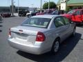 2007 Silverstone Metallic Chevrolet Malibu LS Sedan  photo #5