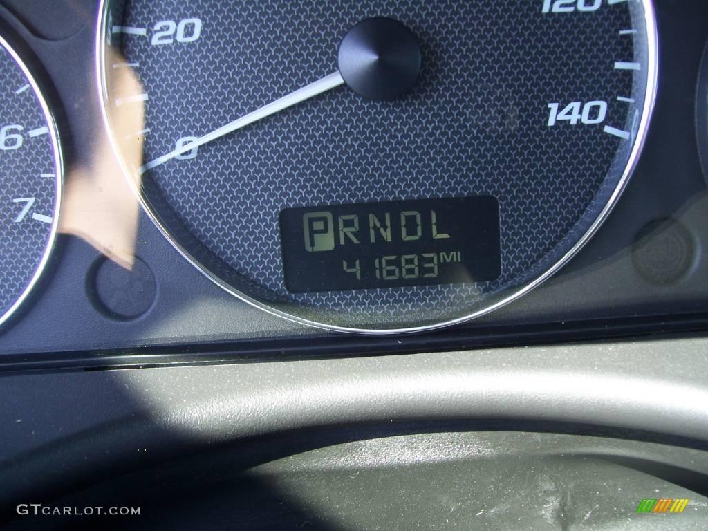 2007 Malibu LS Sedan - Silverstone Metallic / Titanium Gray photo #15