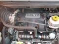 2003 Butane Blue Pearl Chrysler Town & Country LX  photo #17