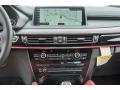 Controls of 2018 X6 xDrive50i