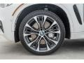 2018 X6 xDrive50i Wheel