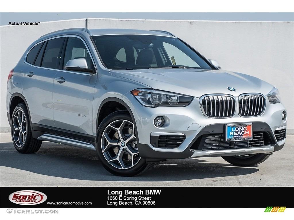 2018 Glacier Silver Metallic BMW X1 SDrive28i 123698781