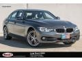 Mineral Grey Metallic 2018 BMW 3 Series 340i Sedan